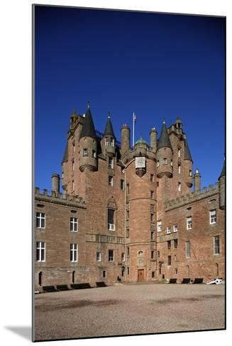 Glamis Castle (15th-16th Century)--Mounted Photographic Print