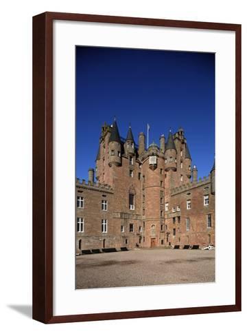 Glamis Castle (15th-16th Century)--Framed Art Print