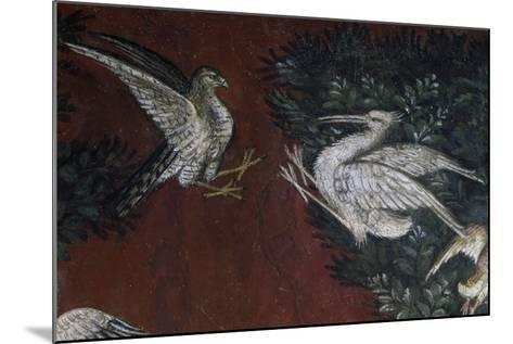 Hunting Scene--Mounted Giclee Print