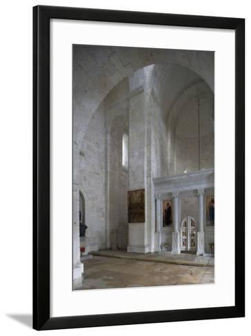 Interior of the Cathedral of the Transfiguration of the Saviour (Spaso-Preobrazhensky Sobor)--Framed Art Print
