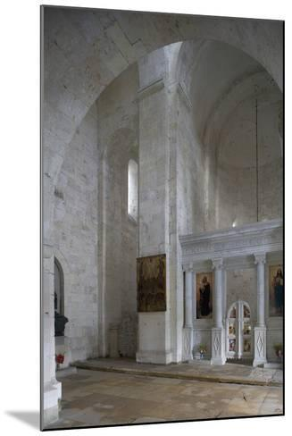 Interior of the Cathedral of the Transfiguration of the Saviour (Spaso-Preobrazhensky Sobor)--Mounted Photographic Print