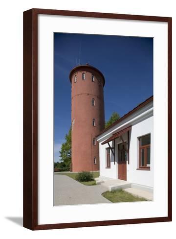 Lighthouse (Built in 1849--Framed Art Print