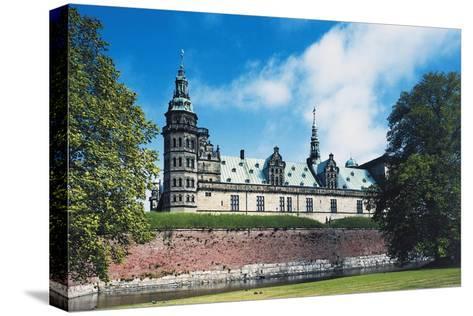 Kronborg Castle (Unesco World Heritage List--Stretched Canvas Print