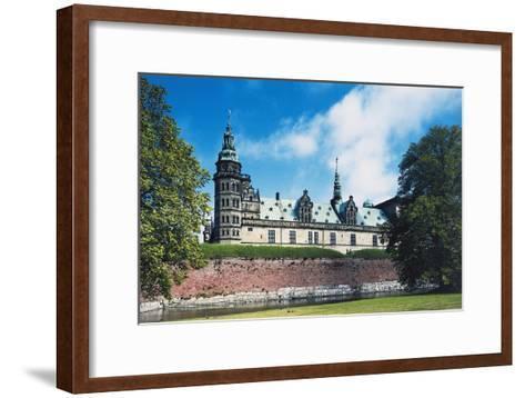 Kronborg Castle (Unesco World Heritage List--Framed Art Print