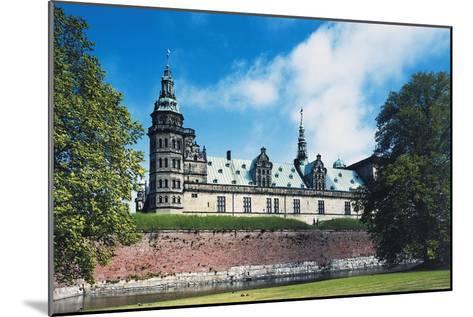 Kronborg Castle (Unesco World Heritage List--Mounted Giclee Print