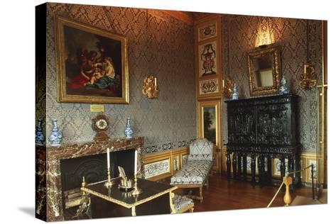 Madame Fouquet's Closet--Stretched Canvas Print