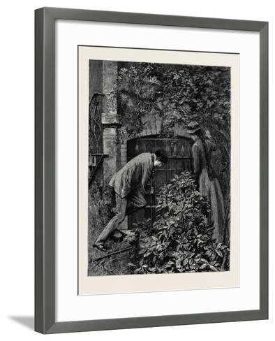 Kit--Framed Art Print