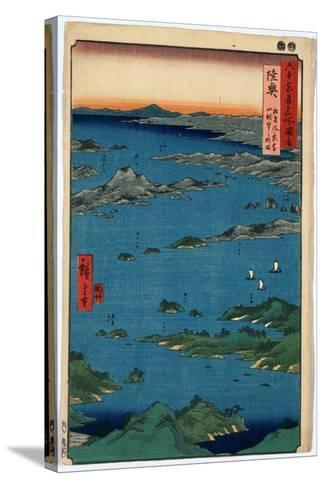 Mutsu--Stretched Canvas Print