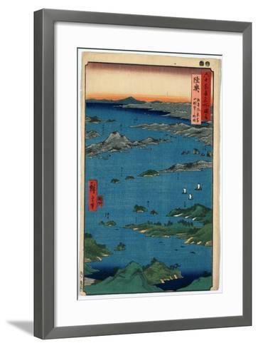 Mutsu--Framed Art Print