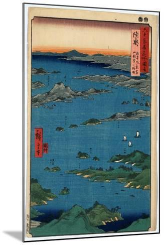 Mutsu--Mounted Giclee Print