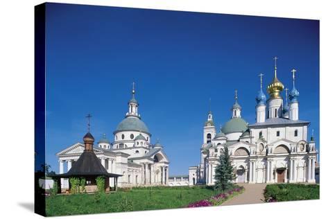 Monastery of St Jacob Saviour--Stretched Canvas Print
