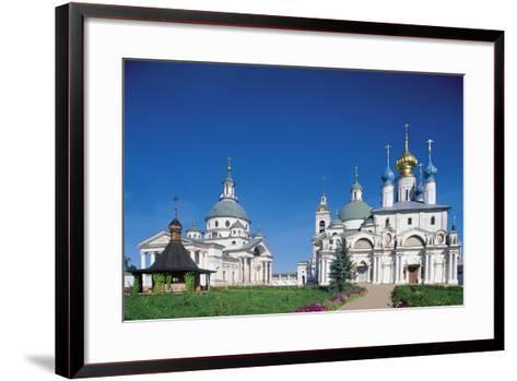 Monastery of St Jacob Saviour--Framed Art Print
