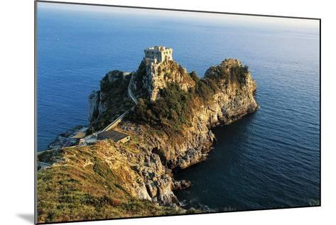 Medieval Watchtower at Conca Cape--Mounted Giclee Print