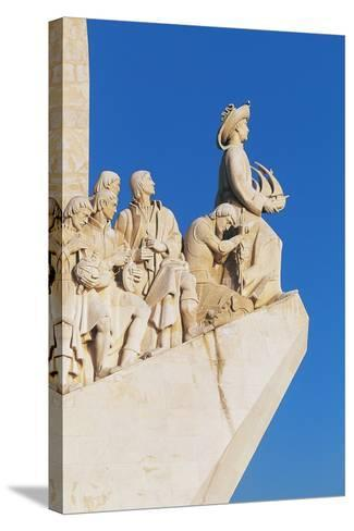 Monument to Discoveries (Monument to the Discoveries)--Stretched Canvas Print