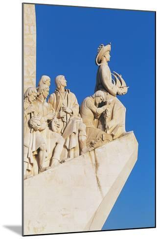 Monument to Discoveries (Monument to the Discoveries)--Mounted Photographic Print