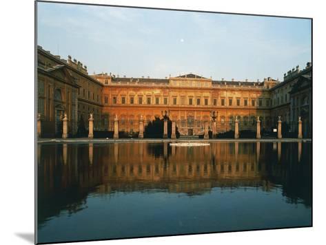 Main Facade of Royal Villa of Monza--Mounted Photographic Print
