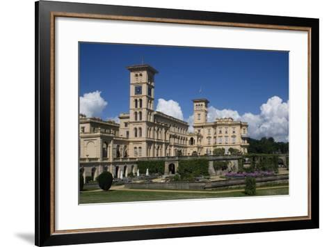 Osborne House--Framed Art Print