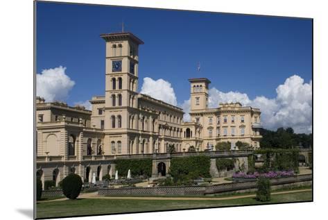 Osborne House--Mounted Photographic Print