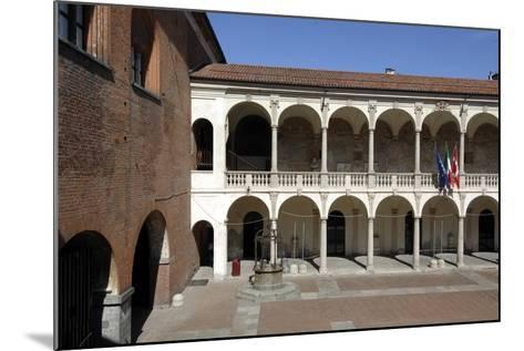 Palace of Guild (13th Century)--Mounted Photographic Print