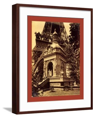 Pavilion Perusson--Framed Art Print