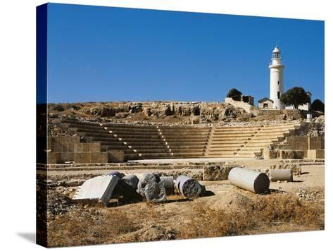 Odeon--Stretched Canvas Print