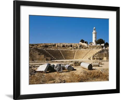 Odeon--Framed Art Print