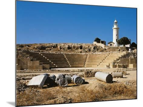 Odeon--Mounted Photographic Print