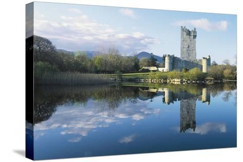 Ross Castle--Stretched Canvas Print