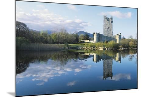 Ross Castle--Mounted Photographic Print