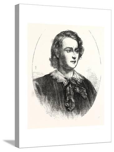 Rosa Bonheur--Stretched Canvas Print