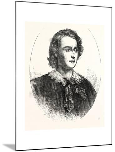 Rosa Bonheur--Mounted Giclee Print