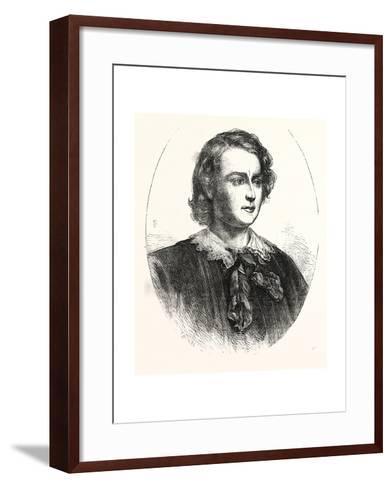 Rosa Bonheur--Framed Art Print