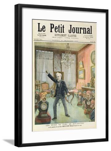 Rochefort's Whipping Boys--Framed Art Print