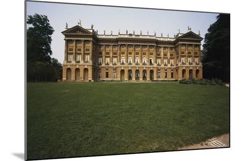 Royal Villa and Public Villa--Mounted Photographic Print