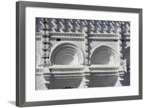 Small Ornamental Blind Arches--Framed Art Print