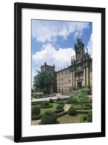 St Martin Pinario Monastery--Framed Art Print