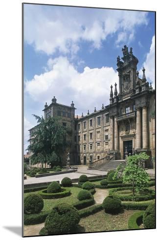 St Martin Pinario Monastery--Mounted Photographic Print