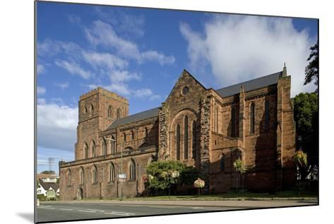 Shrewsbury Abbey (Abbey Church of Saints Peter and Paul)--Mounted Photographic Print