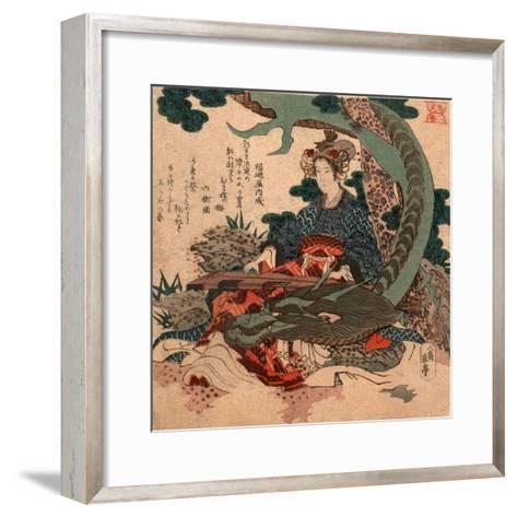 Ryu Ko Niban--Framed Art Print