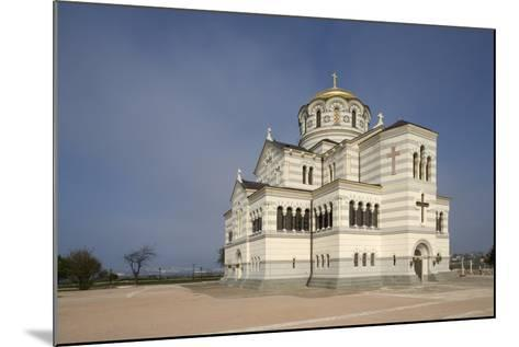 St Vladimir's Cathedral--Mounted Photographic Print