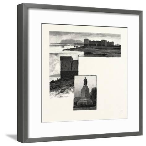 South Eastern Quebec--Framed Art Print