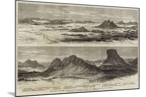 The Afghan War--Mounted Giclee Print