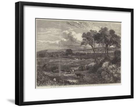 The British Association for the Advancement of Science--Framed Art Print