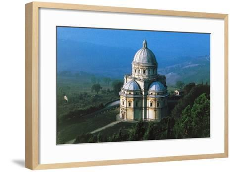 Temple of Our Lady of Consolation--Framed Art Print