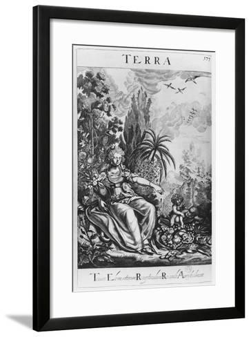 Terra--Framed Art Print