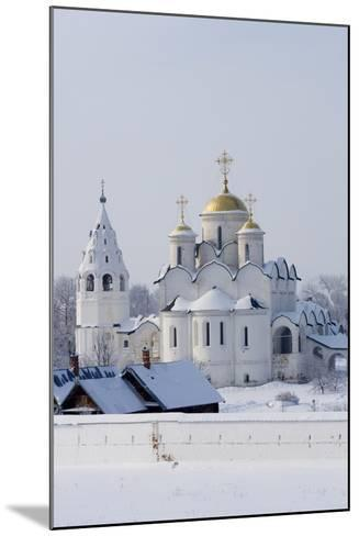 The Cathedral (1510-1518) and the Convent of the Intercession--Mounted Photographic Print