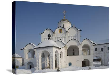 The Cathedral (1510-1518) Within the Walls of the Convent of the Intercession--Stretched Canvas Print