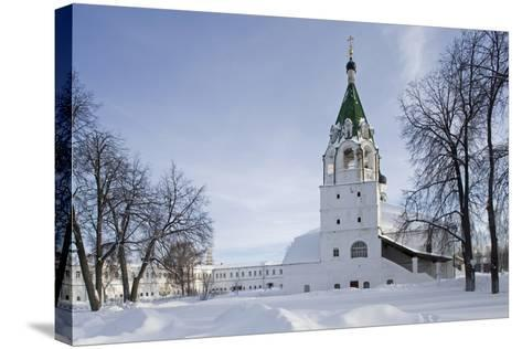 The Holy Assumption Monastery (Uspensky)--Stretched Canvas Print
