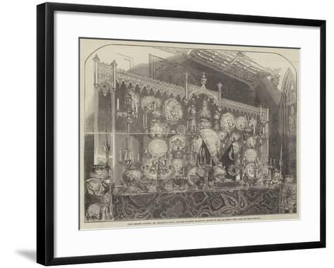 The Grand Buffet--Framed Art Print