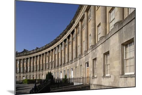 The Royal Crescent (1767-1775)--Mounted Photographic Print
